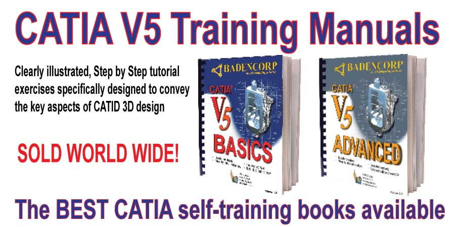 catia training manuals books